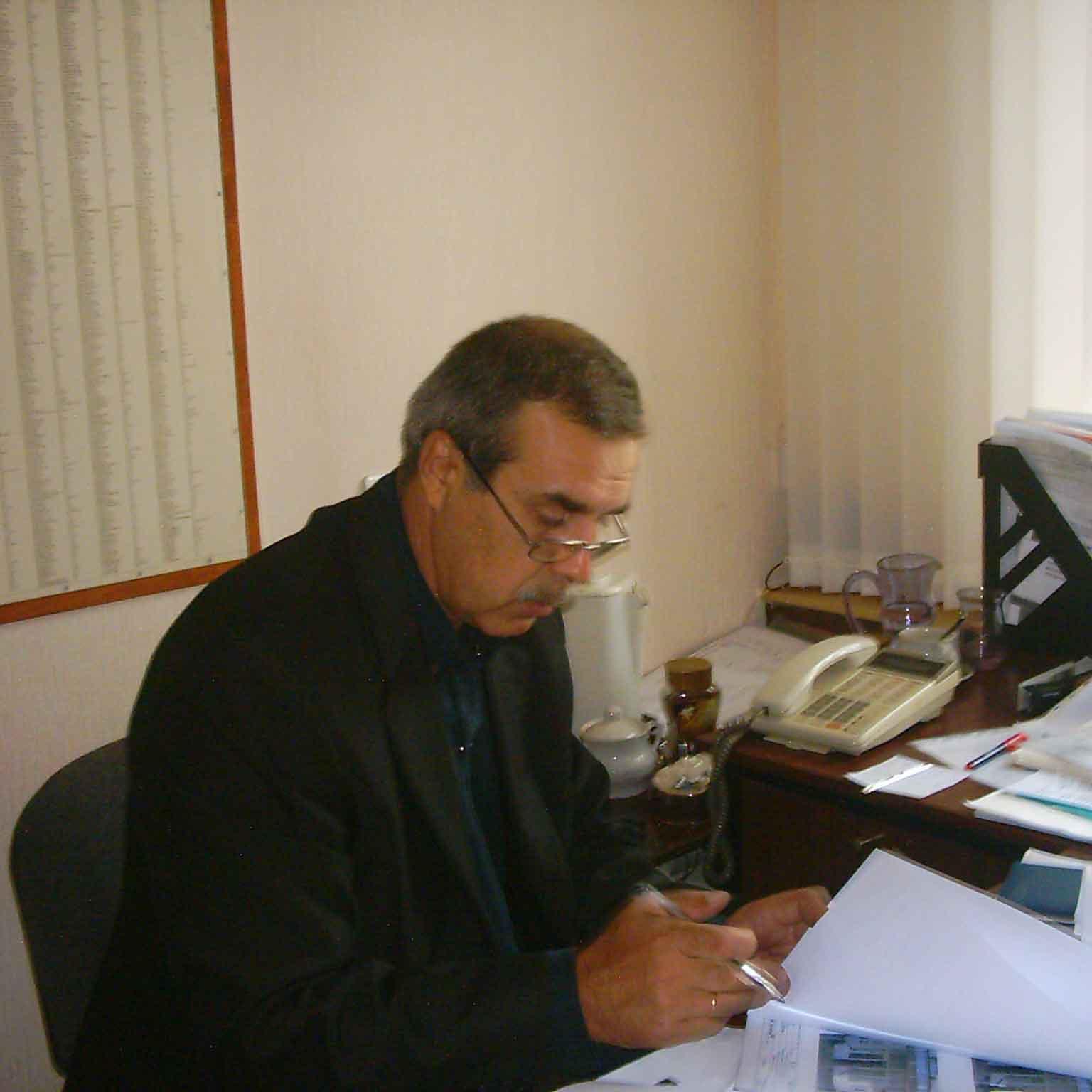 Шахтинскийотдел, начальник Быстрин Ю.В.