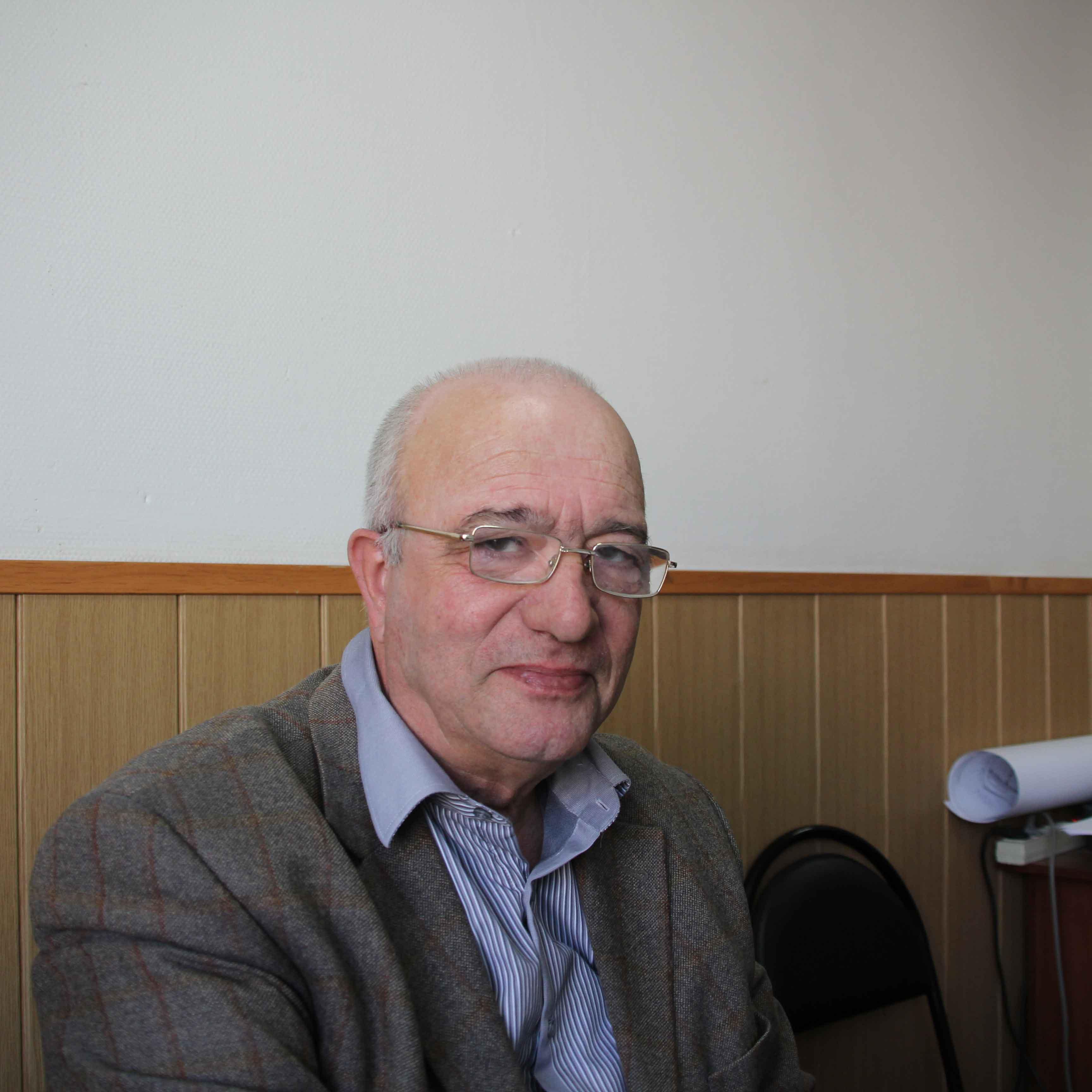 Инженерный отдел. Кокин Ян Петрович