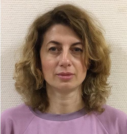 Отдел ВК. Свиридова Светлана Сергеевна