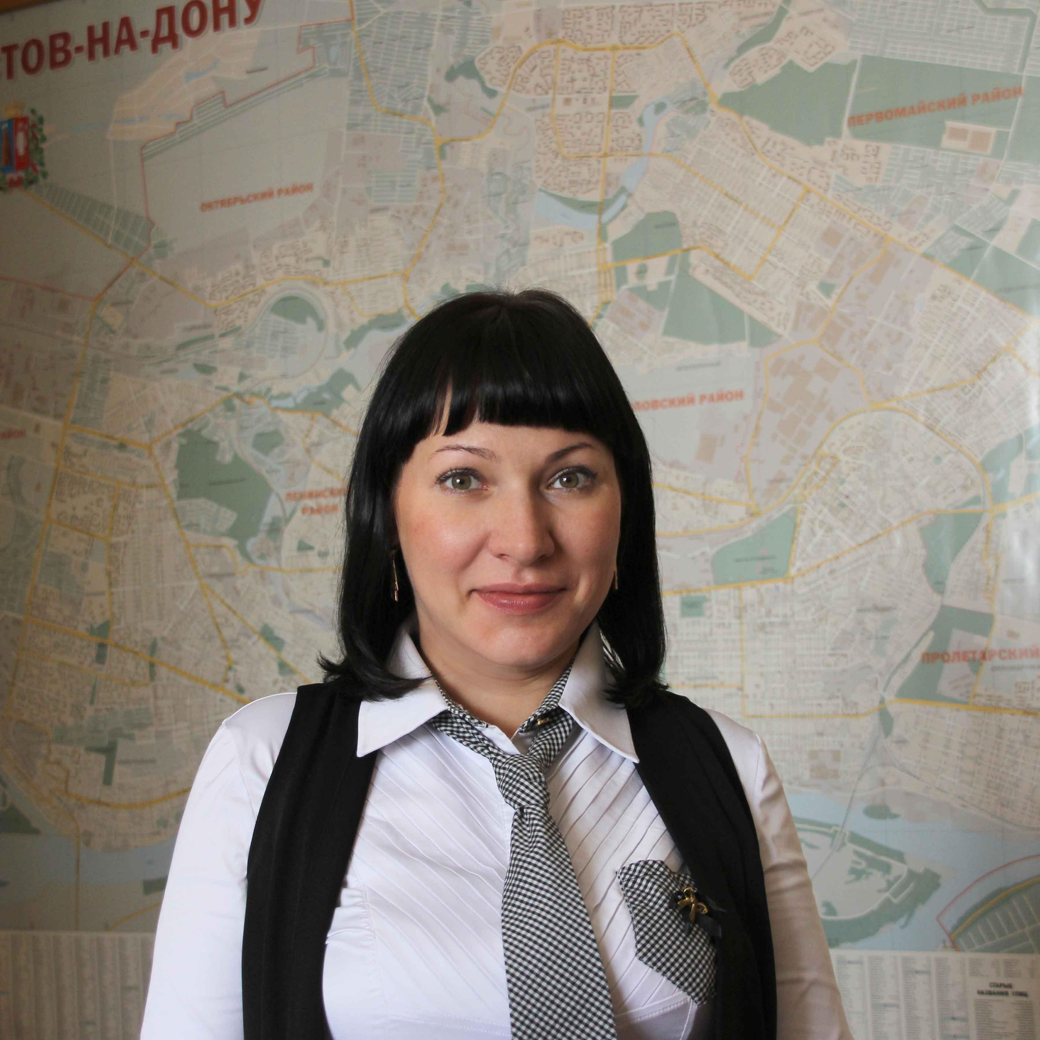 Чудина Тамара Сергеевна