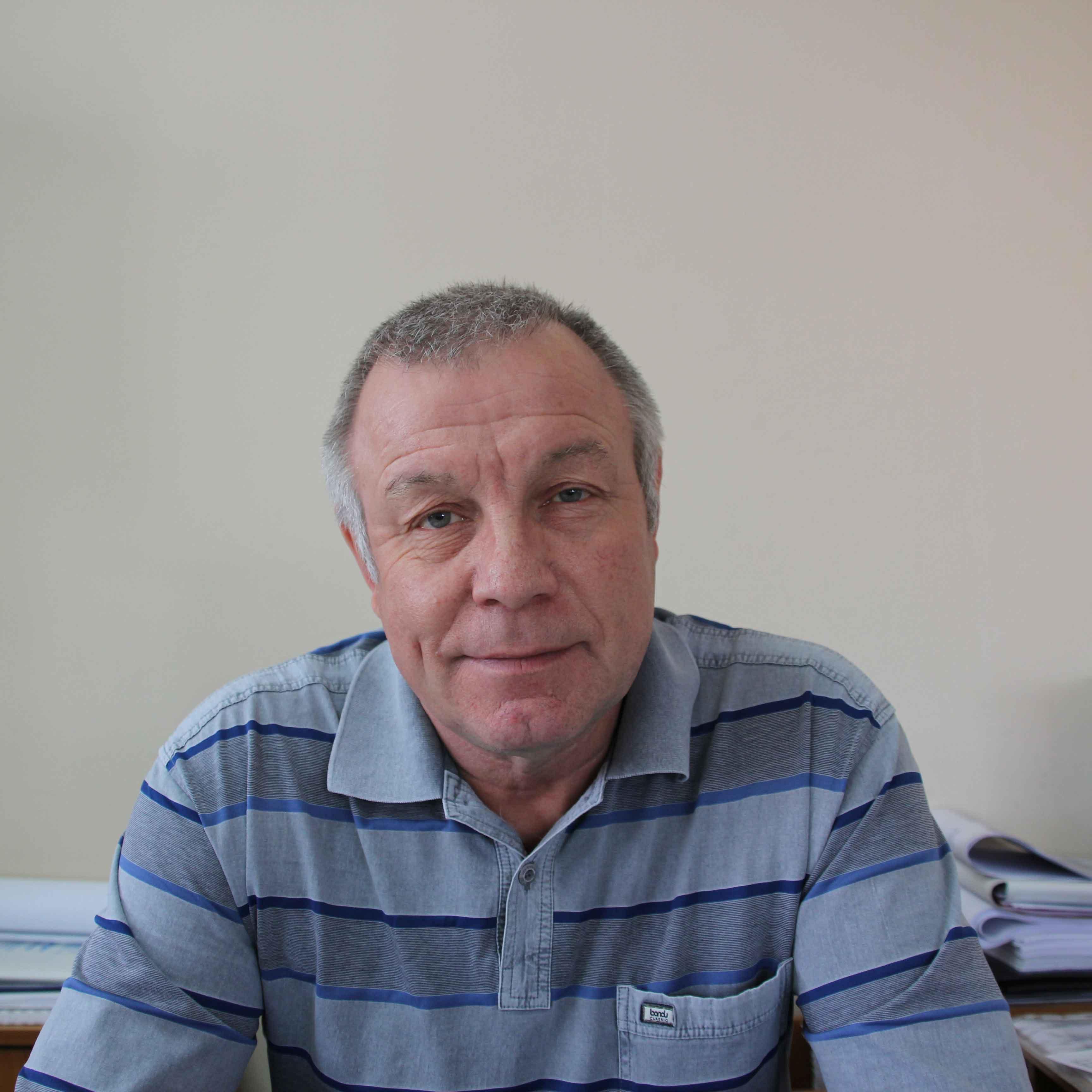 Отдел отопления и вентиляции. Янковский Геннадий Антонович