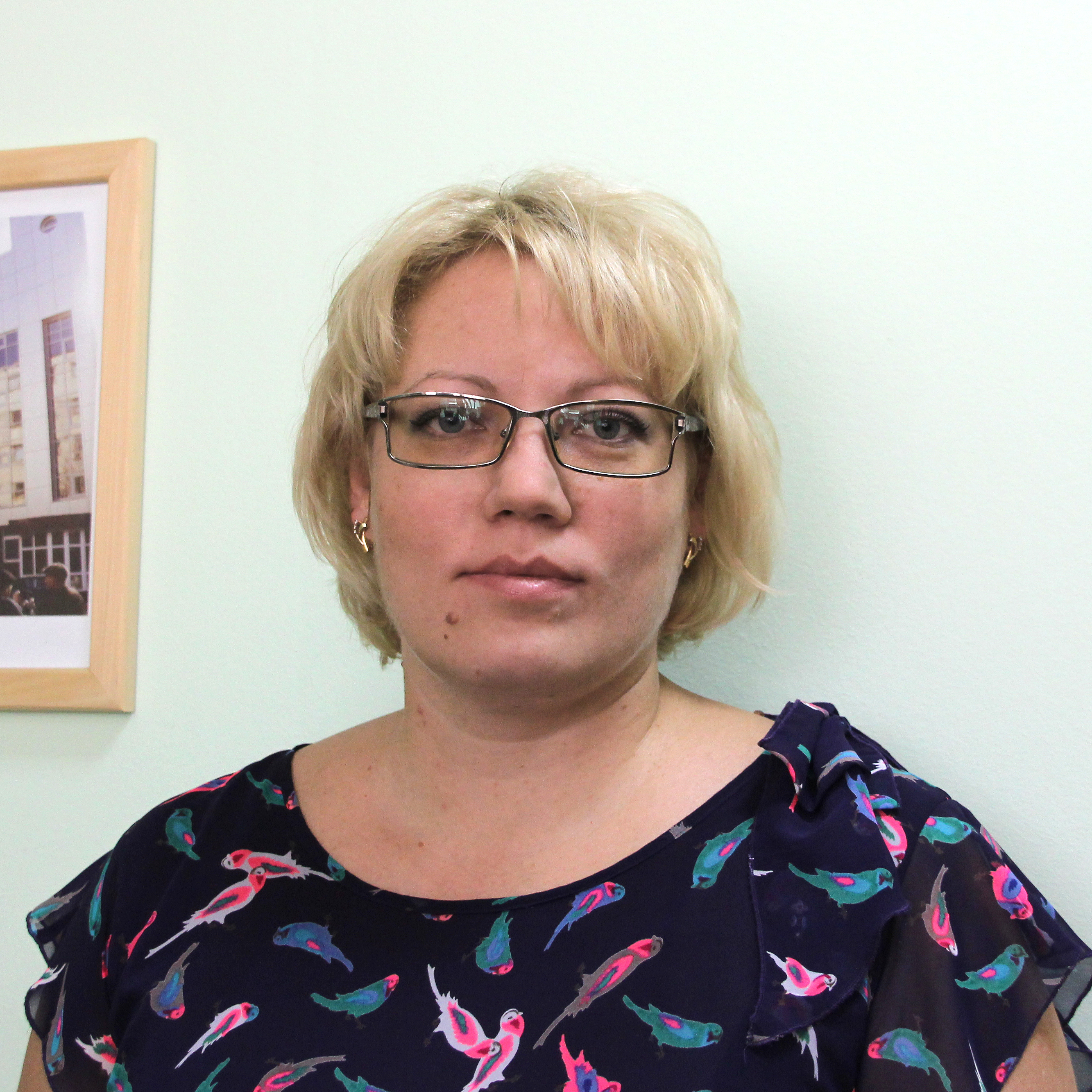 Сметный отдел, Пустынникова Екатерина Павловна