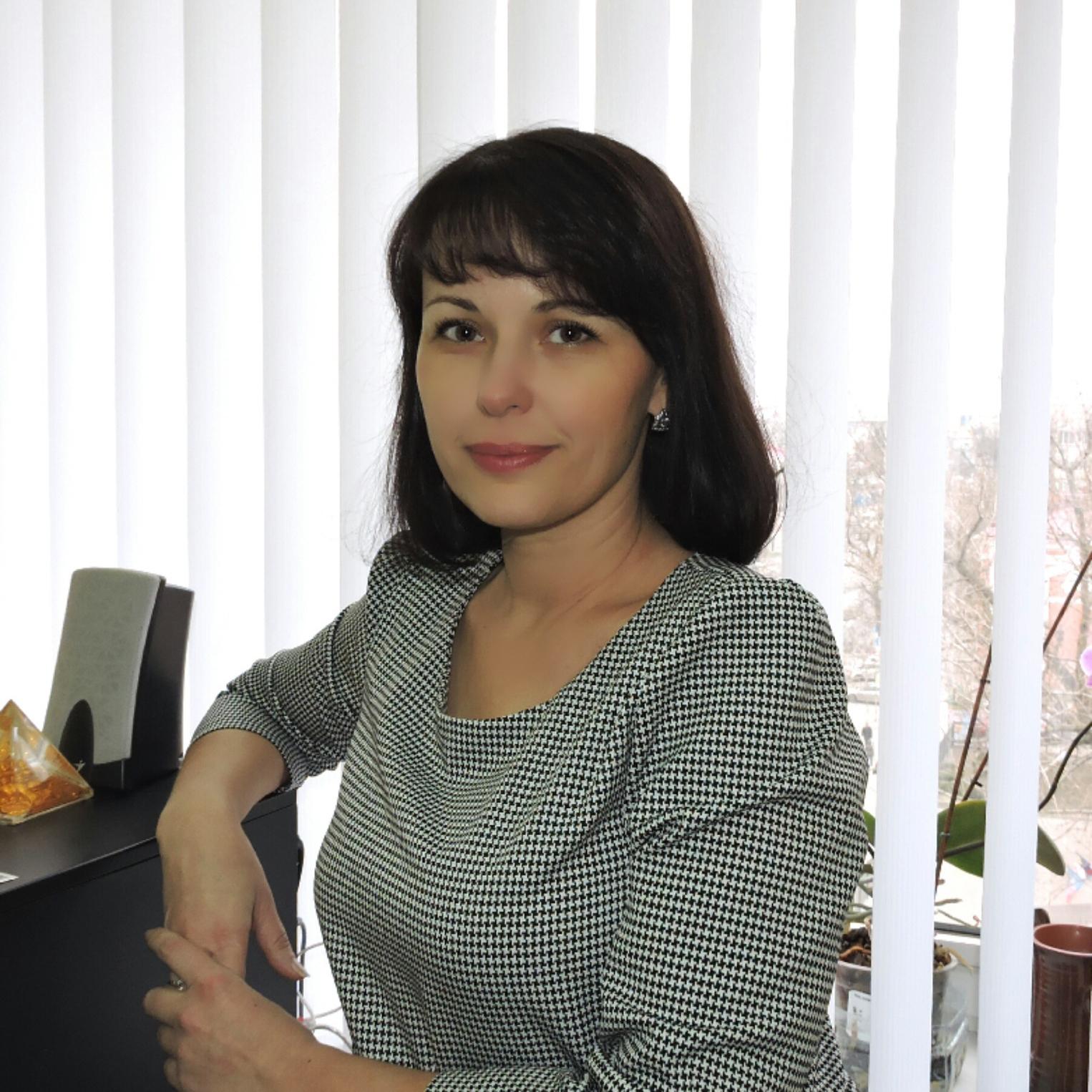 Планово-договорной отдел, Кружилина Наталья Олеговна